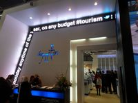 Indoor LED Displays für Messen & Events
